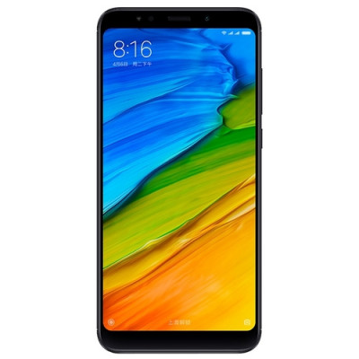 Xiaomi Redmi 5 Plus 3/32GB Black (черный)