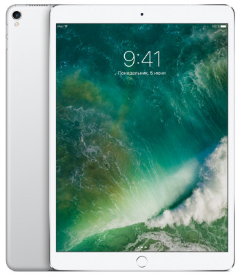 Apple iPad Pro 10.5 64Gb Wi-Fi + Cellular Silver