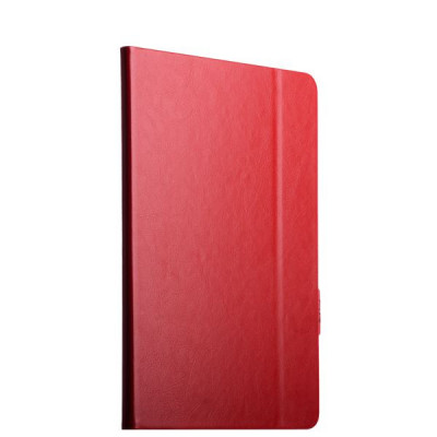 "Чехол кожаный XOOMZ для iPad Pro (9.7"") Knight Leather Book Folio Case (XID701red) Красный"