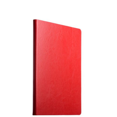 "Чехол кожаный XOOMZ для iPad Pro (12.9"") Knight Leather Book Folio Case (XID702red) Красный"