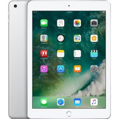 Apple iPad (2017) 128Gb 9.7 Wi-Fi Silver (Серебристый) MP2J2