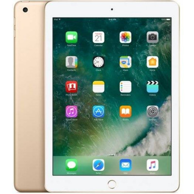 Apple iPad (2017) 128Gb 9.7 Wi-Fi Gold (Золотой) MPGW2