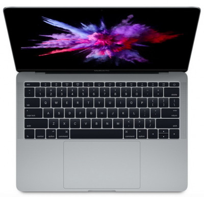 Apple MacBook Pro 13 MPXT2 Space gray Retina display Mid 2017 (Core i5 2.3GHz/2560x1600/8Gb/256Gb SSD/Intel Iris Plus Graphics 640)