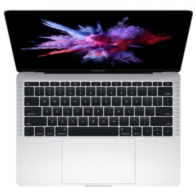 Apple MacBook Pro 13 MPXU2 Silver Retina display Mid 2017 (Core i5 2.3GHz/2560x1600/8Gb/256Gb SSD/Intel Iris Plus Graphics 640)