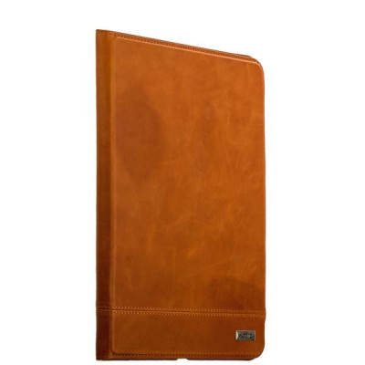 Чехол кожаный XOOMZ для iPad Air 2 Genuine leather Case Magnetic Closure and Stand (XID604br) Коричневый