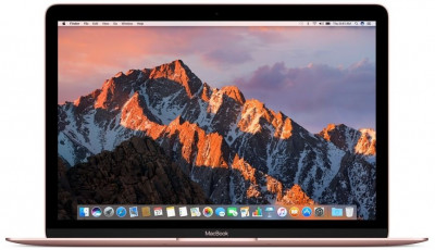 "MacBook Mid 2017 MNYN2 Rose Gold (Intel Core i5 1300 MHz/12""/2304x1440/8Gb/512Gb SSD/DVD нет/Intel HD Graphics 615/Wi-Fi/Bluetooth/MacOS X)"