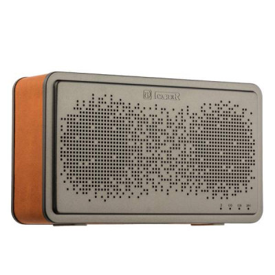 Портативная Bluetooth колонка I-Carer Wireless Speaker BS-221 Bass-Enhance 70db (IYX0001) Khaki Хаки